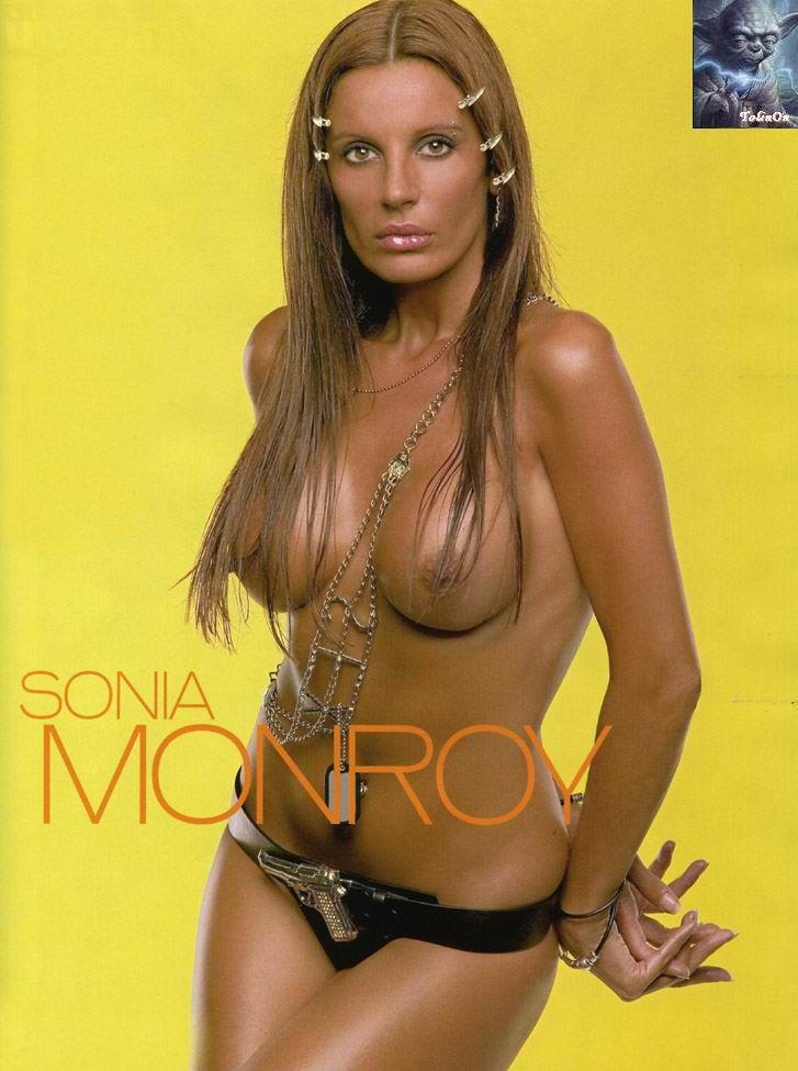 Sonia Monroy se desnuda en su nuevo vídeo, Sácalo