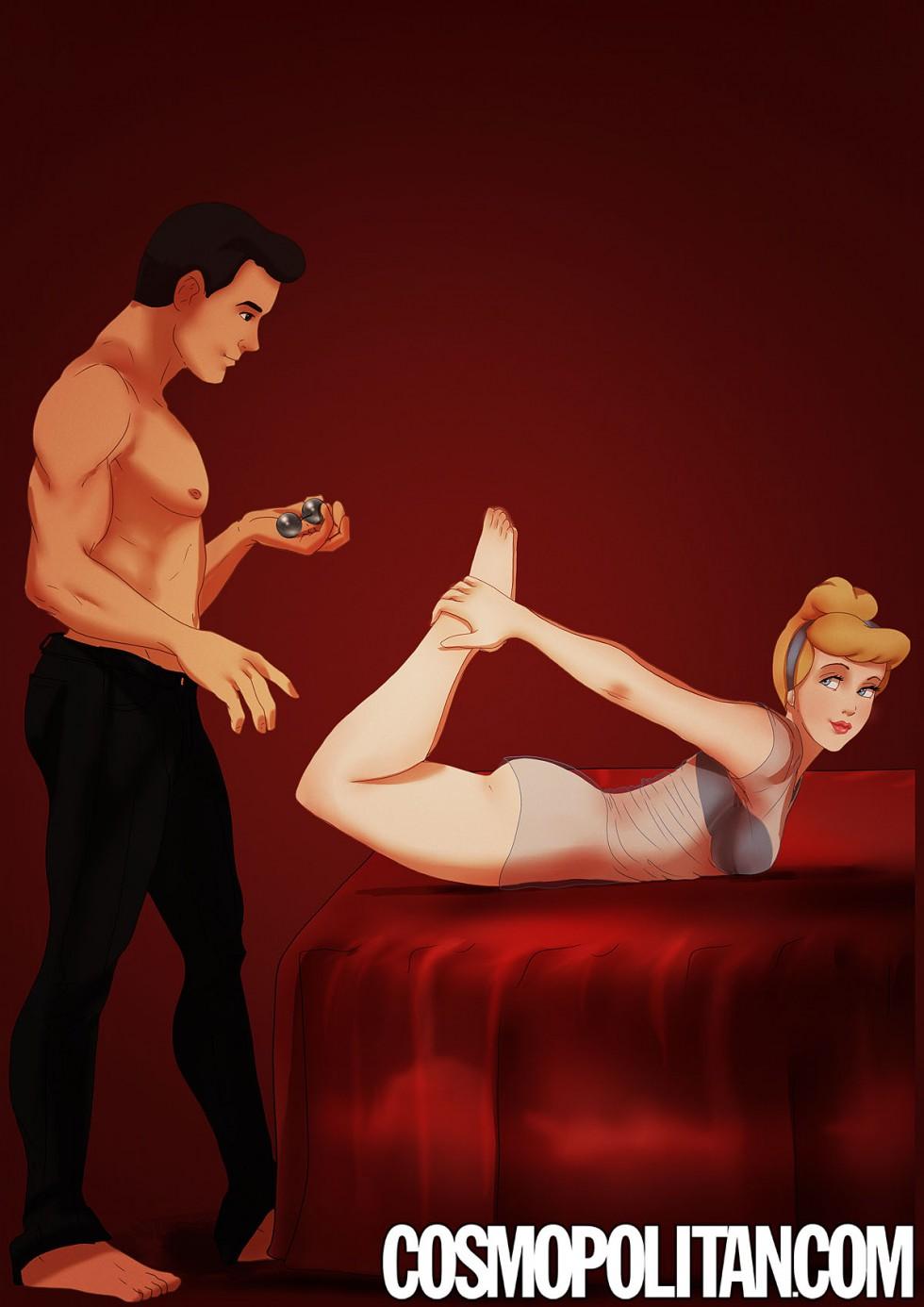 Princes porn erotic images
