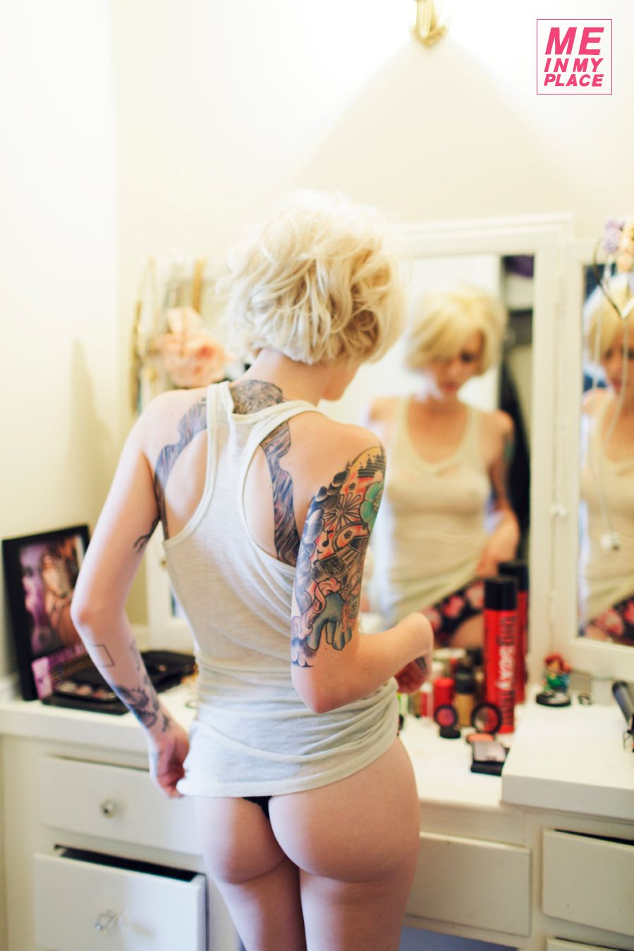 Opinion you Alysha nett me in my place something is