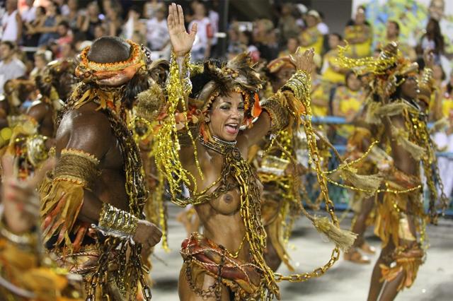карнавал в рио ганг банг