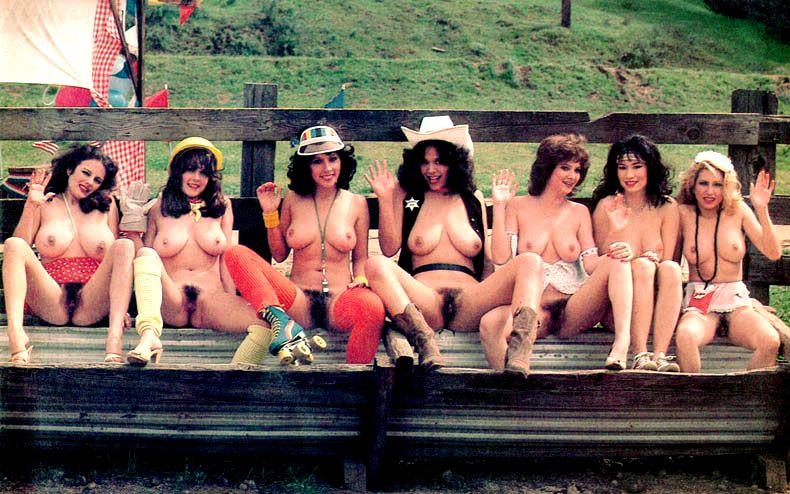 ретро фотографии голых женщин