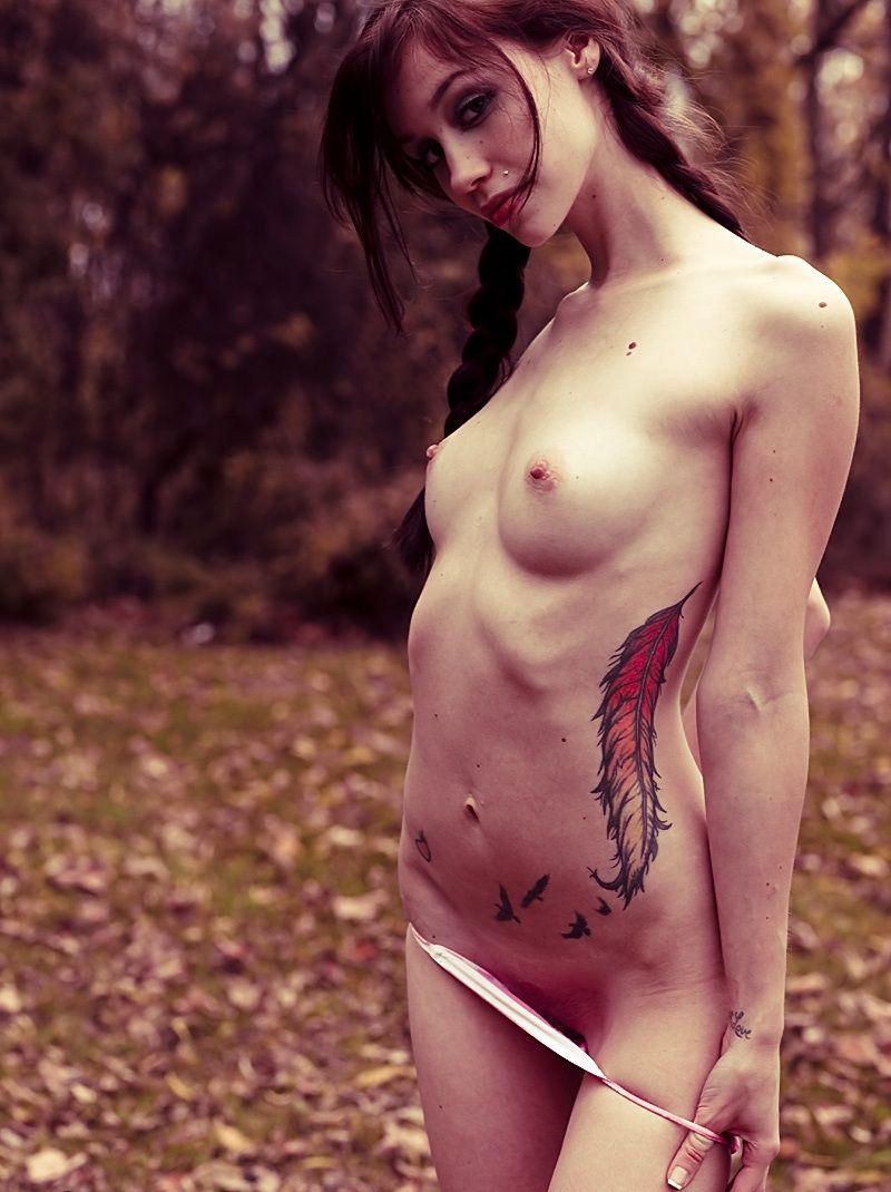 hot hipster babes naked