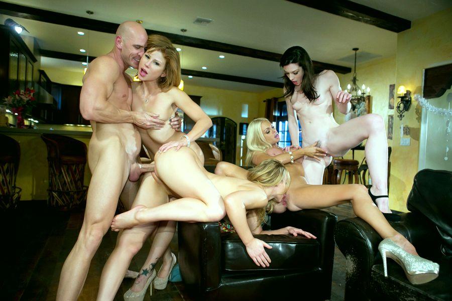 Escena de sexo de pie jesse jane