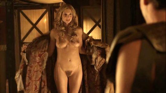 Romanas desnudas