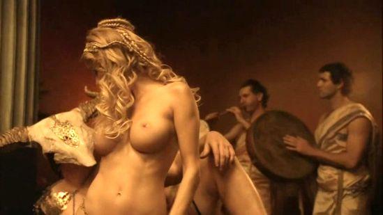 Escena desnuda de Monstruos bola