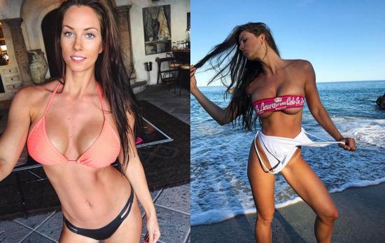 Chicas calientes y sexy en una sesin de sexo intensa