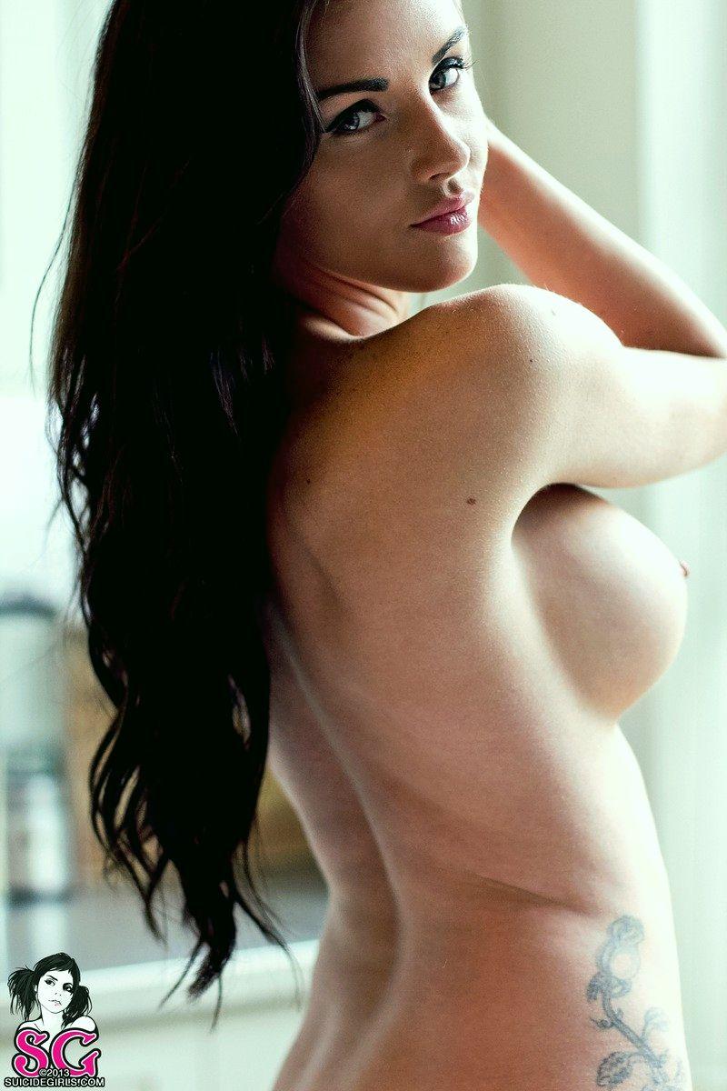 Found Lauren suicide girl nude opinion, false