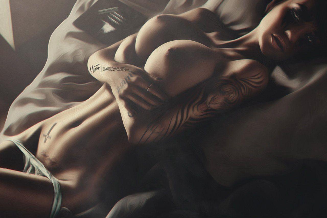 смотреть красивый секс фирмы арт краем уха