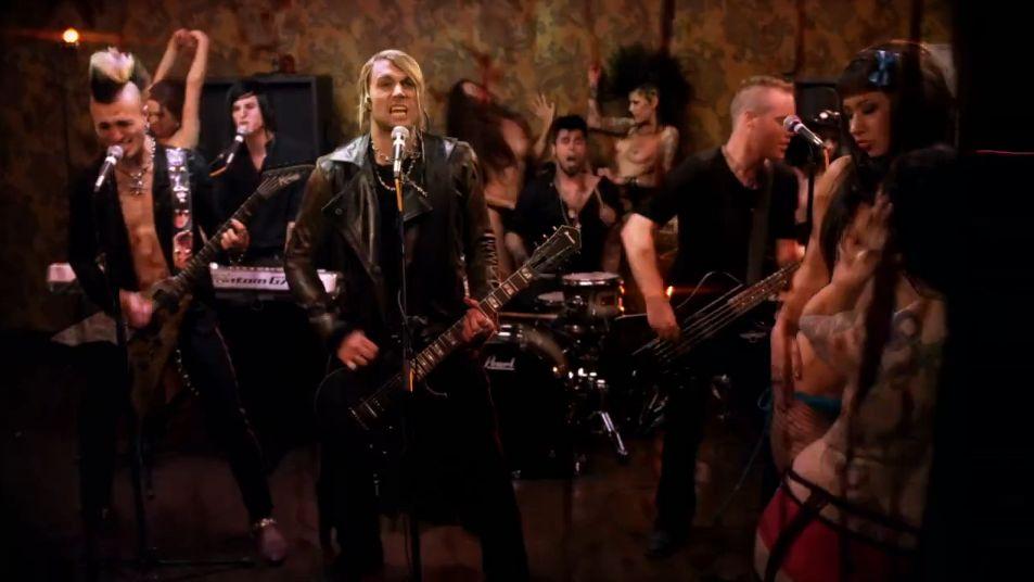 music video my darkest days casual sex uncut
