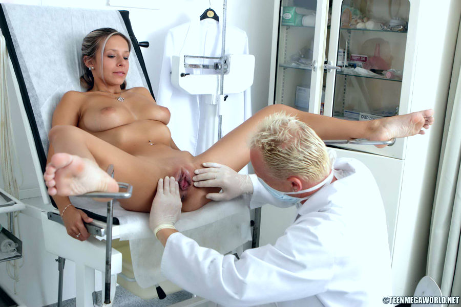Milf doc fucks patient - 3 part 7