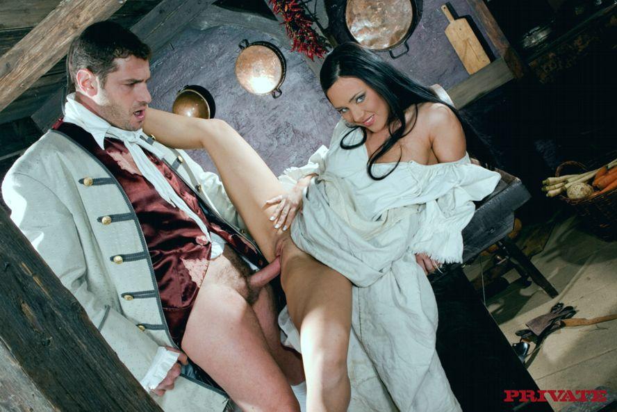 порно рассказы секс с крепостными