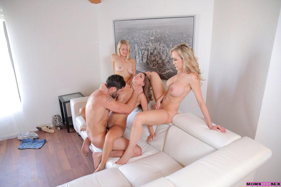 Hot models getting naked