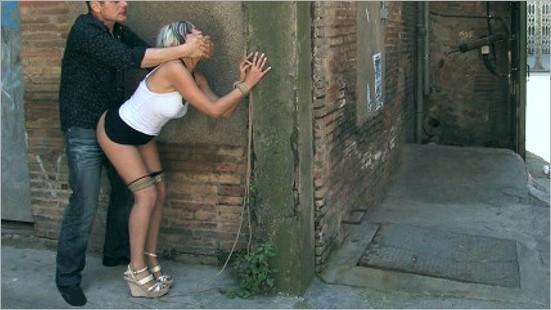 follada en la calle: