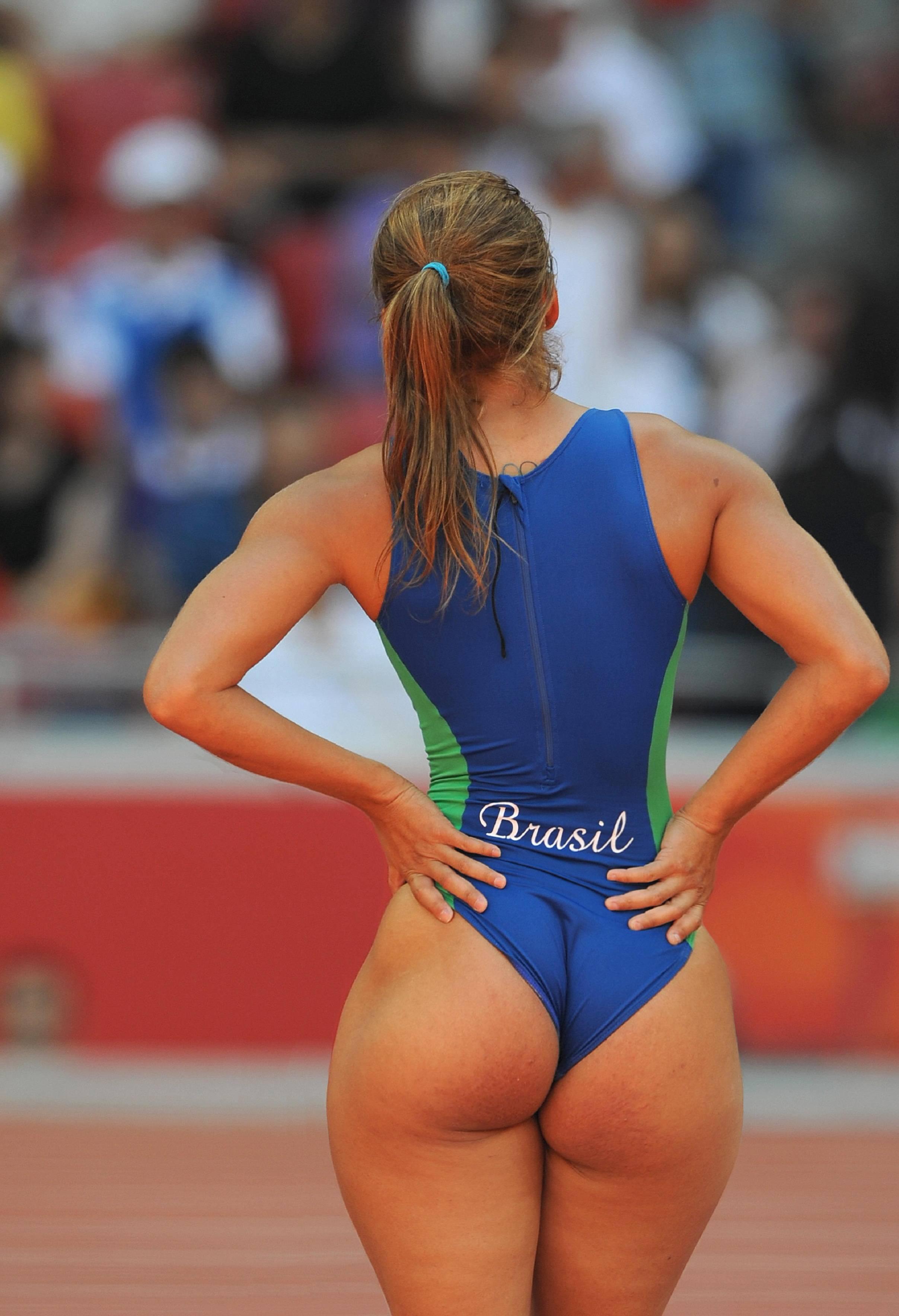 Сексуальные попки спортсменок 3 фотография
