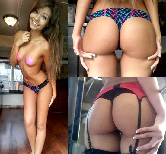 Bikini barista porn