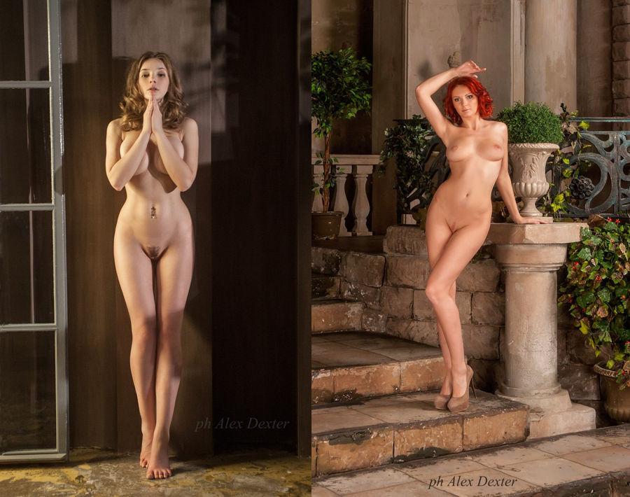 AMY: Dexter nude pics