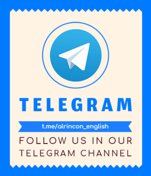 Our Telegram channel
